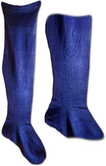 синий чулок